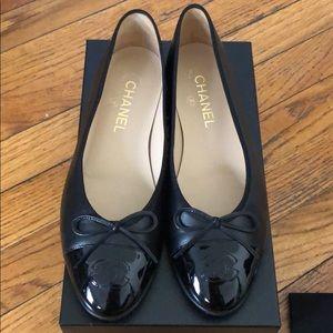 Chanel Ballet Flats 39